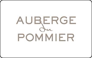 Auberge Du Pommier Gift Cards