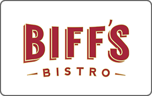 Biff's Bistro Gift Cards