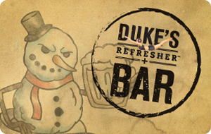 Duke's Refresher Bar Gift Card
