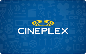 Cineplex Gift Cards