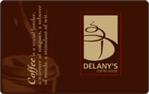 >Delany's Coffee House