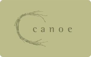 Canoe Gift Card