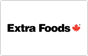 Extra Foods Gift Card