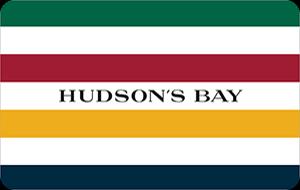 Hudson's Bay Gift Card