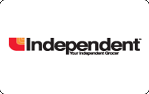 Independent Gift Card