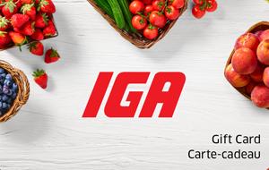 IGA Gift Card