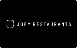 Joey Restaurants Gift Cards