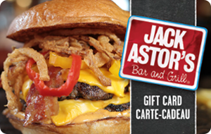 Jack Astor's Gift Card