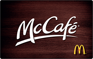 McCafe Gift Cards