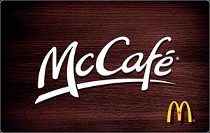 McCafe Gift Card