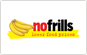 No Frills Gift Card