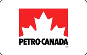 Petro-Canada (Digital) Gift Cards