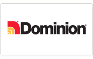 Dominion Gift Card