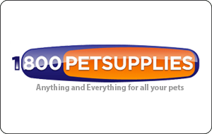 1-800-PetSupplies Gift Cards