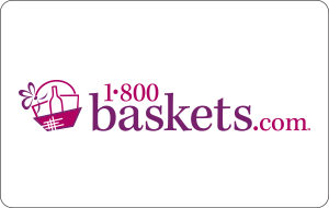 1-800 Baskets Gift Cards