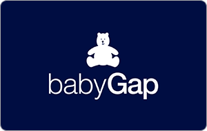 babyGap Gift Cards