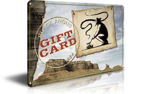 Black Angus Steakhouse Gift Card
