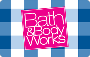 Bath & Body Works Gift Cards