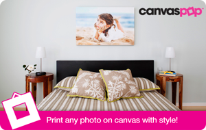 CanvasPop Gift Cards