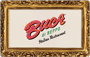 Buca di Beppo® Gift Card