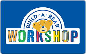 Build-A-Bear Workshop® Gift Card