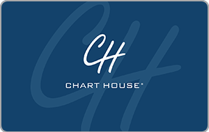 Chart House Gift Cards