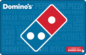 Domino's® Gift Card