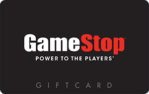 GameStop® Gift Card