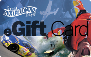 Great American Days Gift Card