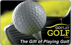 Go Play Golf Gift Cards