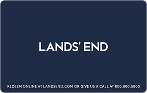 Lands' End Gift Card