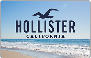 Hollister Gift Card