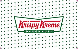 Krispy Kreme® Doughnut Gift Cards