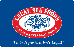 Legal Sea Foods Gift Card