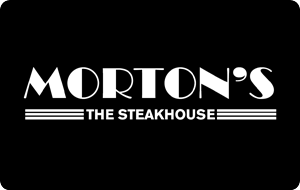 Morton's The Steakhouse Gift Cards
