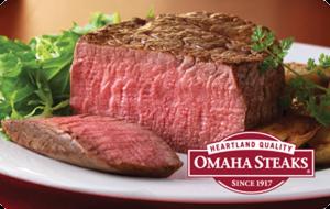 Omaha Steaks® Gift Card