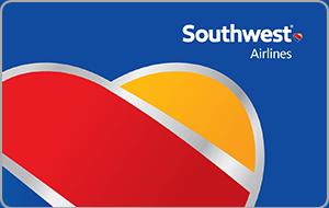 buy southwest gift card