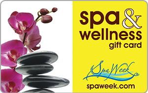 Spa & Wellness Gift Card by Spa Week Gift Cards