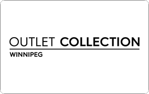 Outlet Collection at Winnipeg (Ivanhoe Cambridge) Gift Cards