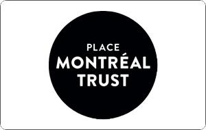 Place Montreal Trust (Ivanhoe Cambridge) Gift Card
