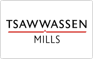 Tsawwassen Mills (Ivanhoe Cambridge) Gift Cards