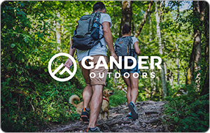 Gander Outdoors Gift Card