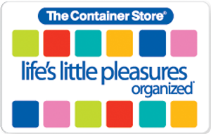 The Container Store Gift Cards