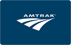 Amtrak Gift Card
