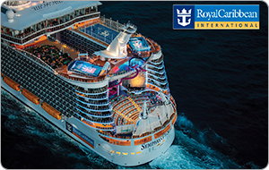Royal Caribbean Gift Card