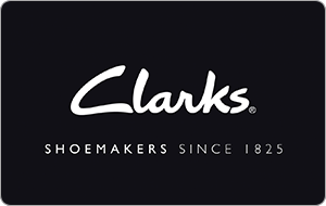 Clarks Gift Card