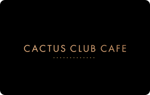 Cactus Club Cafe Gift Cards