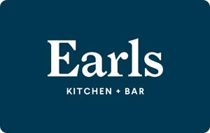 Earls Restaurant Gift Cards