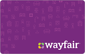 Wayfair Gift Cards