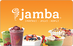 Jamba Juice® Gift Cards